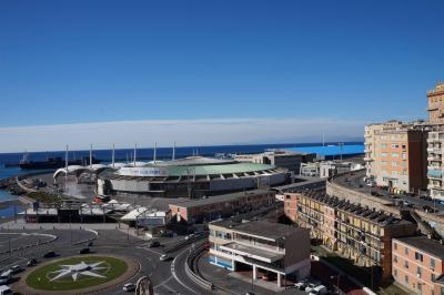 Vai alla scheda: Appartamento Vendita - Genova (GE) | Foce - Codice GEF319