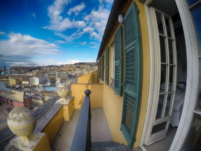 Vai alla scheda: Appartamento Affitto - Genova (GE) | Centro Storico - Codice GEF331