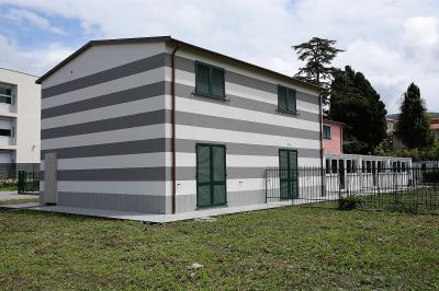 Vai alla scheda: Villa a schiera Vendita - Lavagna (GE) - Codice LVA40/5