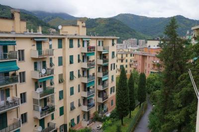 Vai alla scheda: Appartamento Vendita - Genova (GE) | Molassana - Codice GEF361
