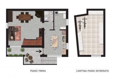 Villa in Vendita a Stella