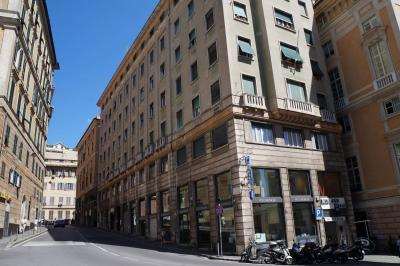 Vai alla scheda: Appartamento Affitto - Genova (GE) | Centro - Codice GEF389