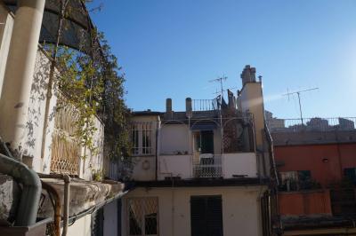 Vai alla scheda: Appartamento Affitto - Genova (GE) | Centro - Codice GEF398