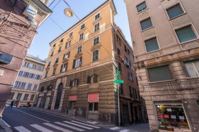 Vai alla scheda: Appartamento Vendita - Genova (GE)   Centro Storico - Codice GEF133