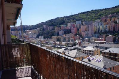 Vai alla scheda: Appartamento Affitto - Genova (GE) - Codice GEF423