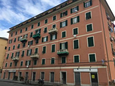 Vai alla scheda: Appartamento Vendita - Genova (GE) | Sampierdarena - Codice GEF428