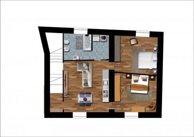 Vai alla scheda: Appartamento Vendita - Moneglia (GE) - Codice MOS 202