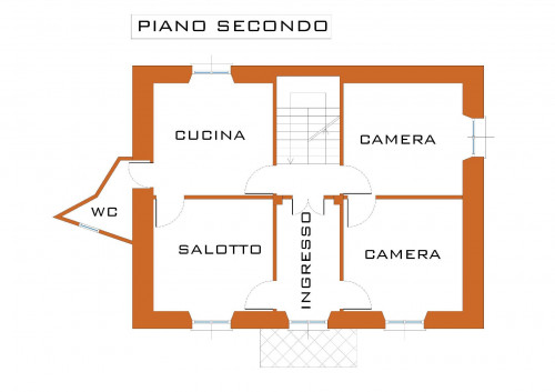Vai alla scheda: Casa indipendente Vendita - Stella (SV) - Codice STA012