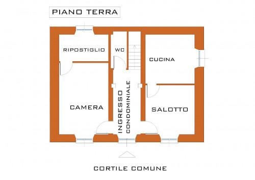 Vai alla scheda: Appartamento Vendita - Stella (SV) - Codice STA012A