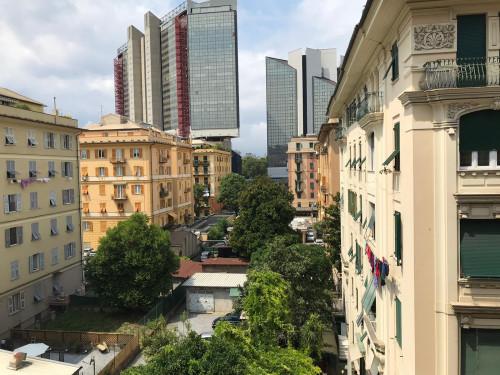 Vai alla scheda: Appartamento Affitto - Genova (GE) | Foce - Codice GEF457
