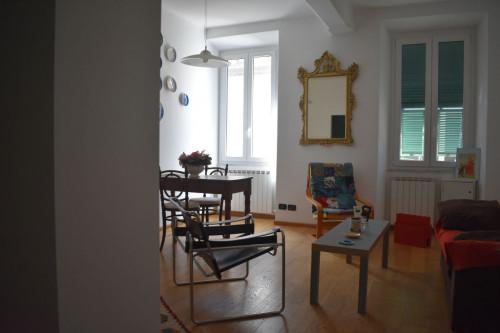 Vai alla scheda: Appartamento Affitto - Genova (GE) | Centro Storico - Codice GEF458