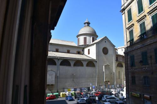 Vai alla scheda: Appartamento Affitto - Genova (GE) | Centro Storico - Codice GEF460