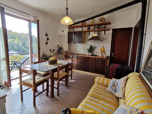 Appartamento in Affitto a Giusvalla