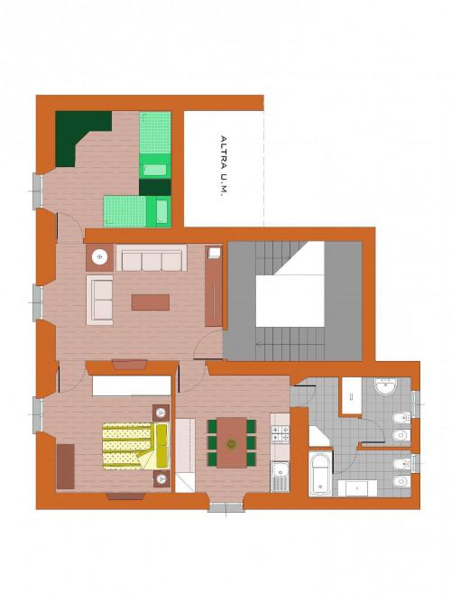 Appartamento in Vendita a Stella