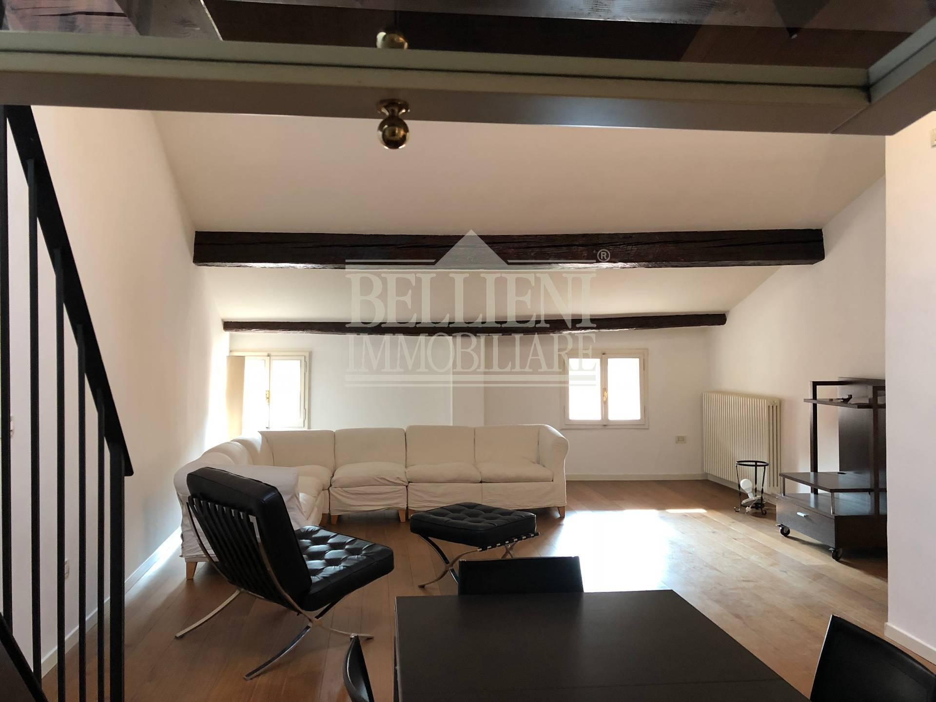 appartamento in AFFITTO a Vicenza Ponte degli Angeli - Santa Lucia - San Pietro