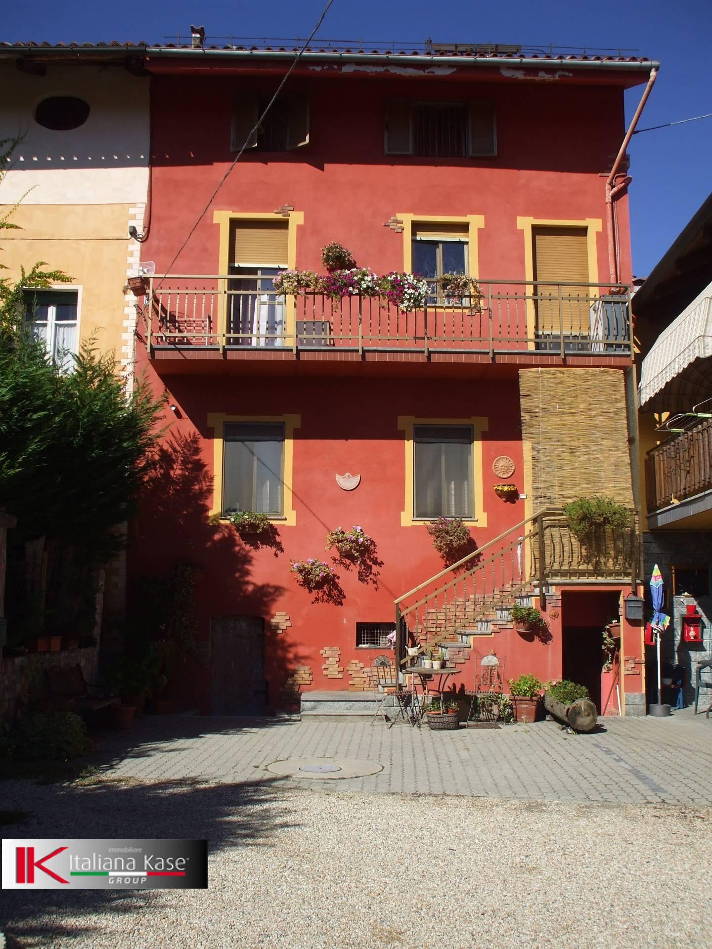 Soluzione Semindipendente in vendita a Sciolze, 5 locali, zona Località: Sciolze, prezzo € 125.000 | Cambio Casa.it