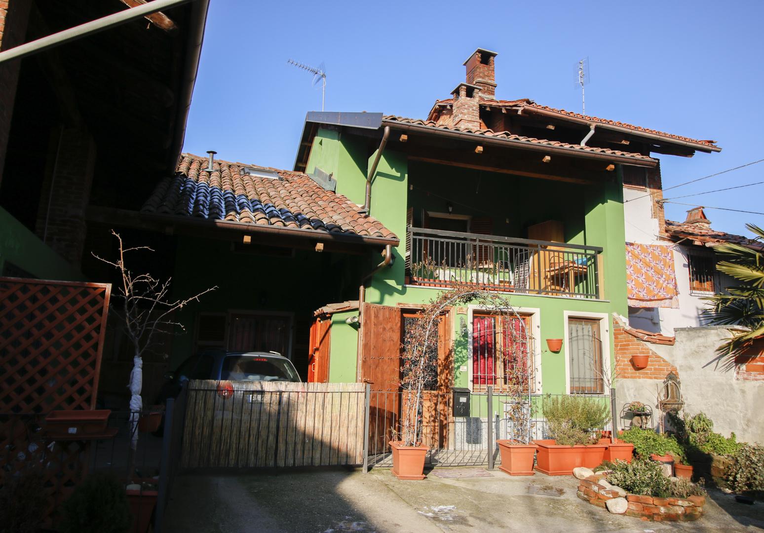 Bilocale San Benigno Canavese Vicolo Rivarolo 2
