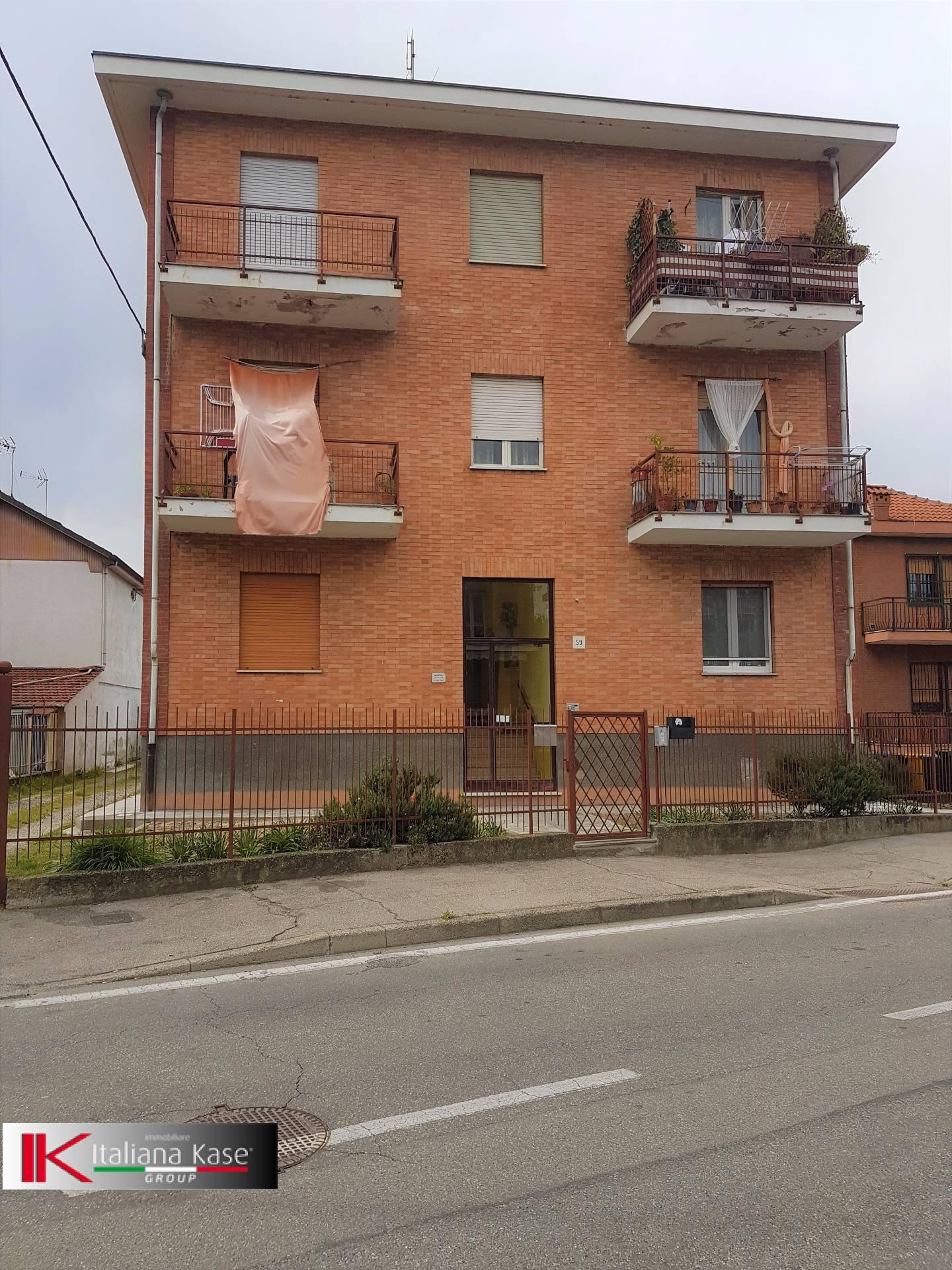 Appartamento in vendita a San Mauro Torinese, 2 locali, zona Località: OltrePo, prezzo € 89.000 | Cambio Casa.it