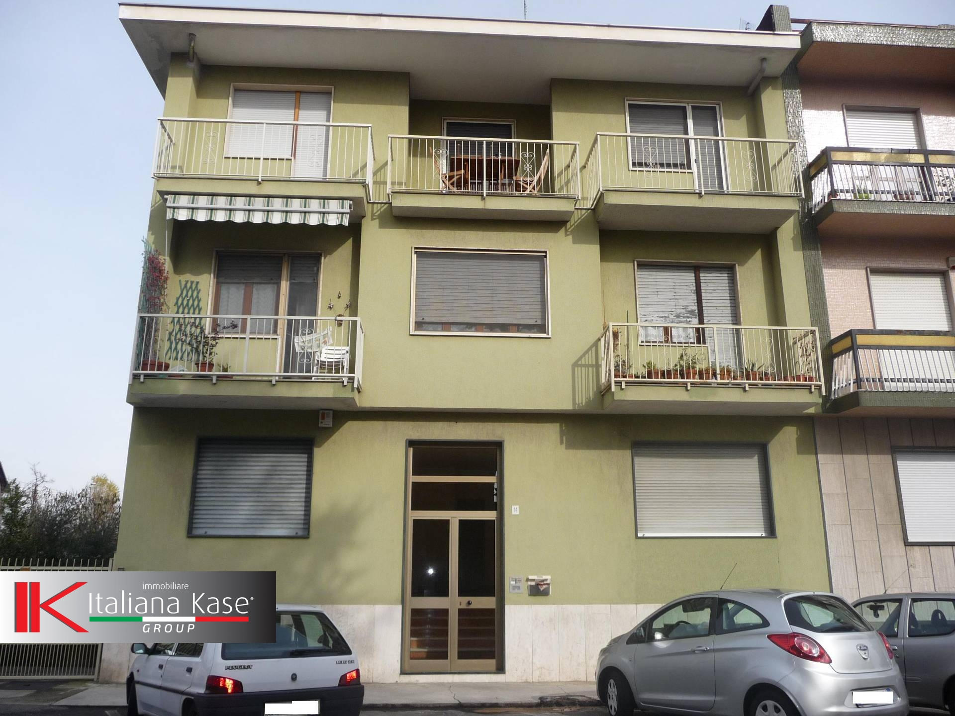 Bilocale Settimo Torinese Via Varese 8