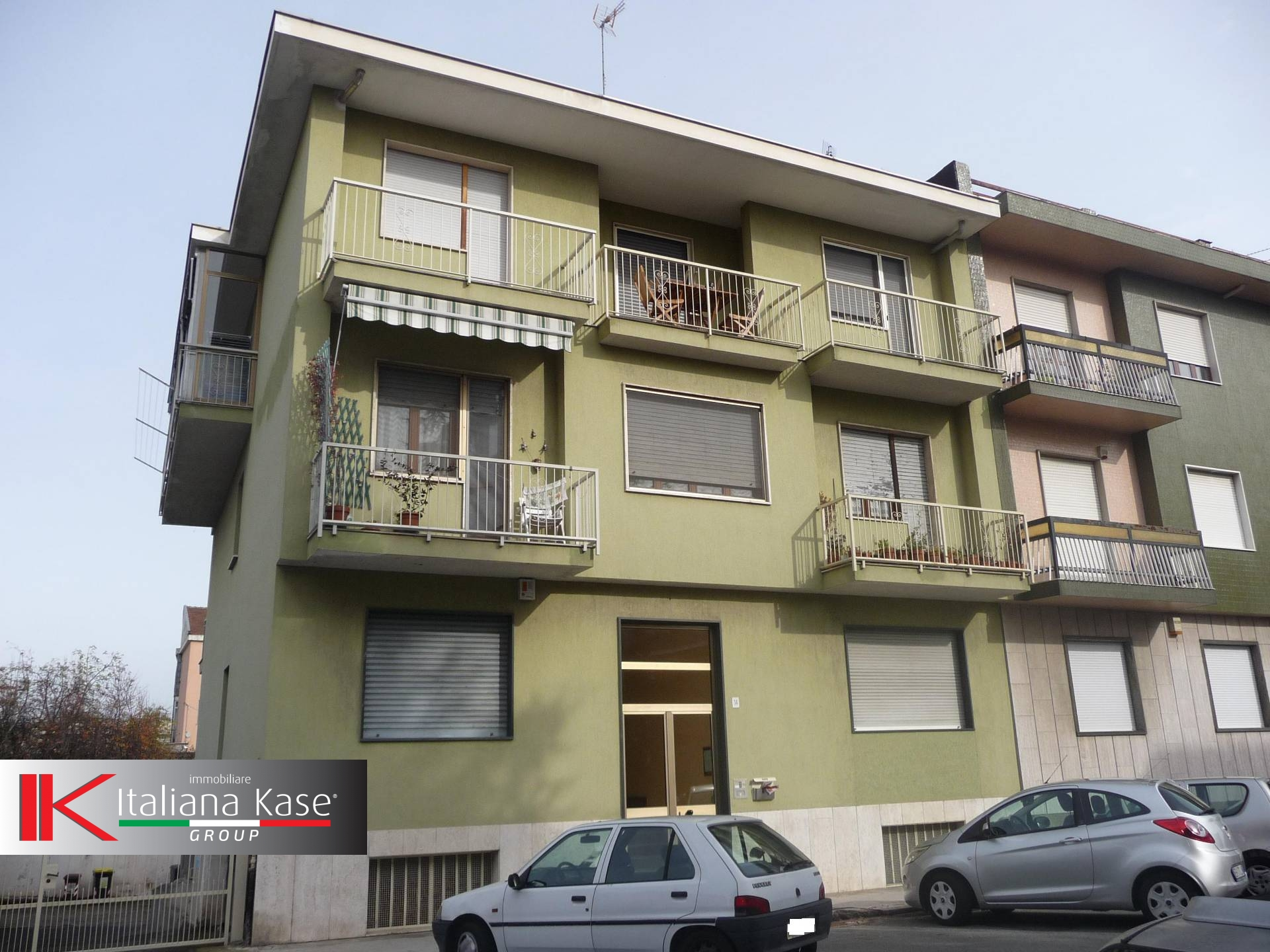 Bilocale Settimo Torinese Via Varese 1