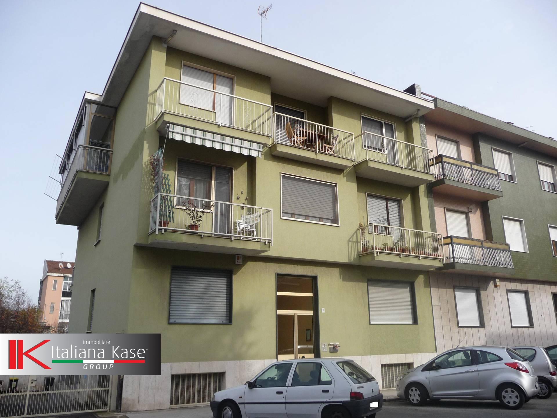 Bilocale Settimo Torinese Via Varese 2