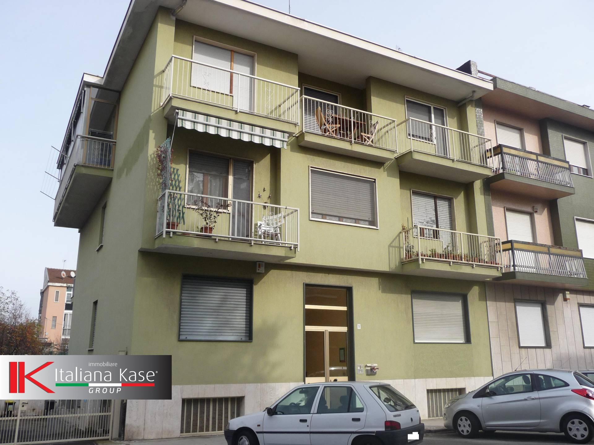 Bilocale Settimo Torinese Via Varese 9