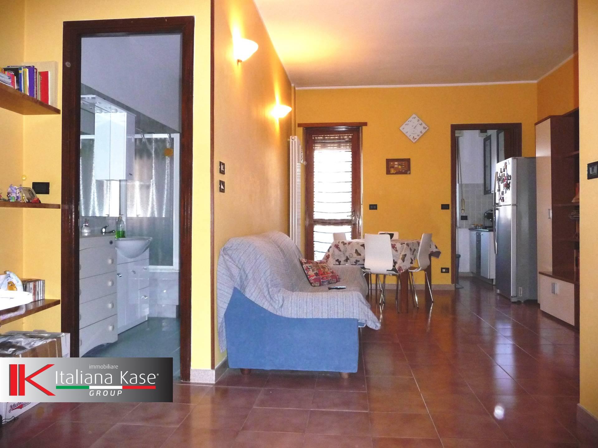 Bilocale Settimo Torinese Via Varese 3