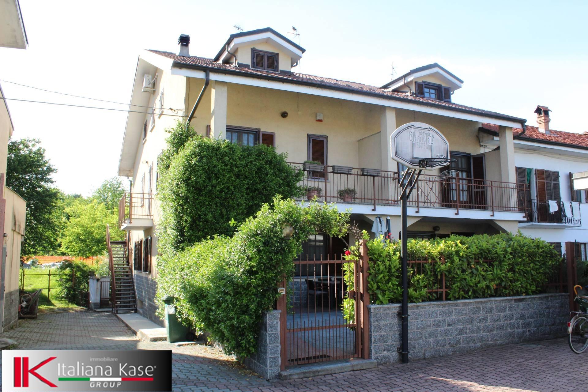 Foto 1 di Villetta a schiera Brandizzo, San Mauro Torinese