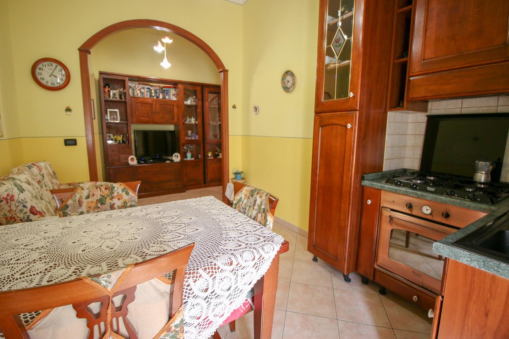 vendita appartamento torino santa rita  119000 euro  3 locali  80 mq