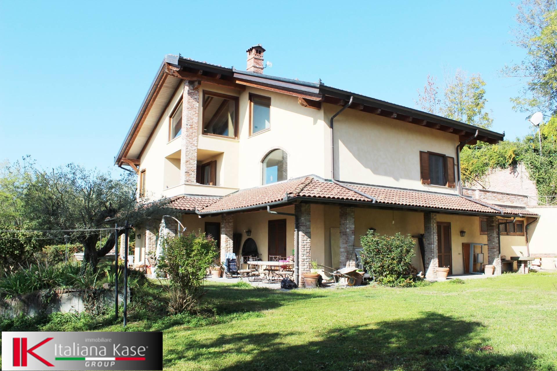 Villa in vendita a Marentino, 11 locali, prezzo € 429.000 | CambioCasa.it