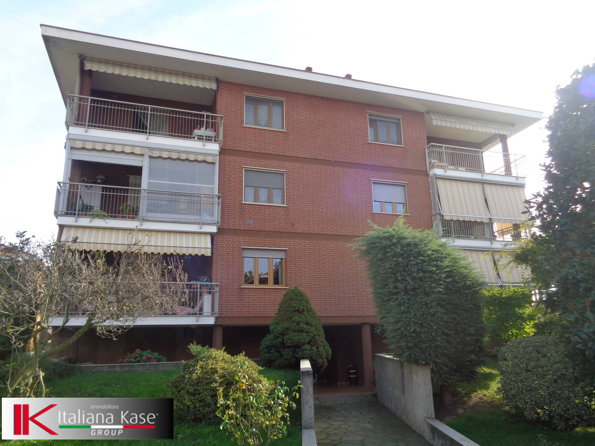 vendita appartamento brandizzo   109000 euro  2 locali  70 mq