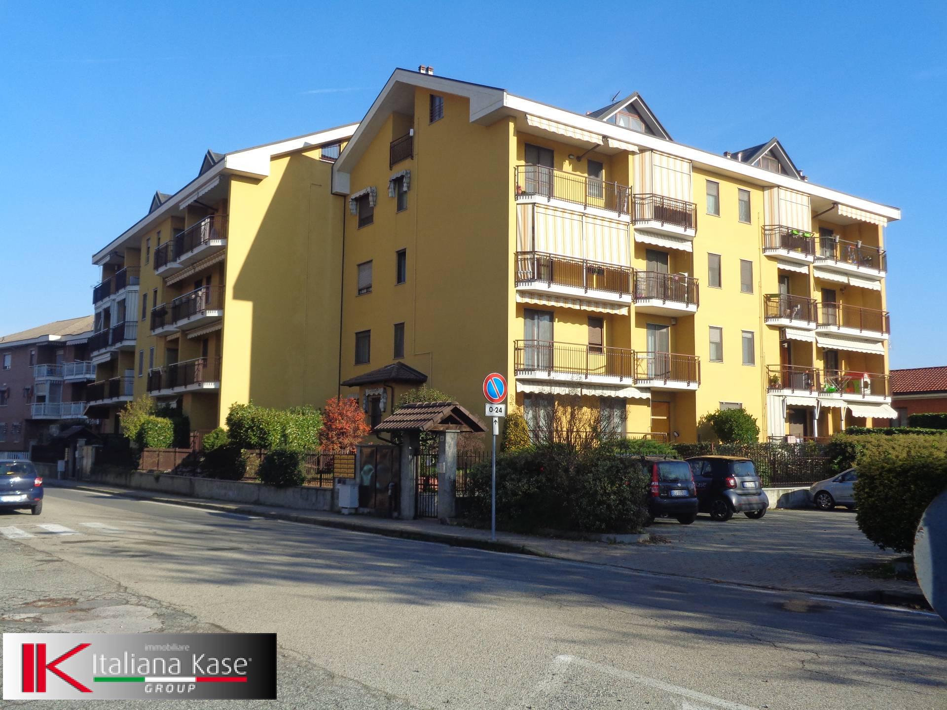 vendita appartamento brandizzo   115000 euro  3 locali  75 mq