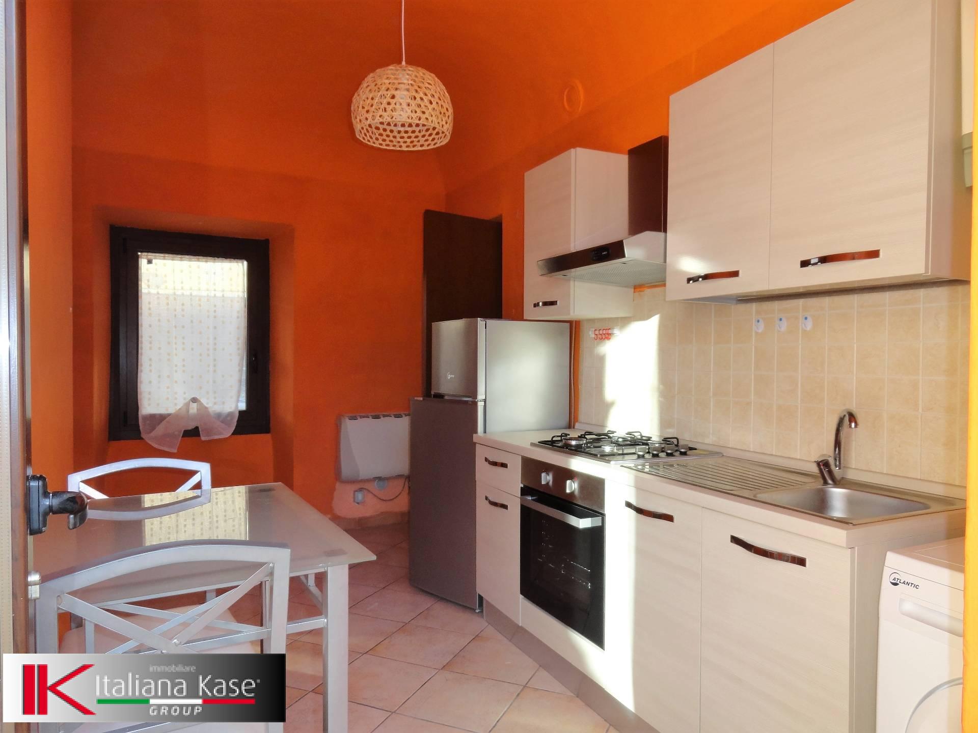 Appartamento in affitto a San Giorgio Canavese, 2 locali, prezzo € 250 | PortaleAgenzieImmobiliari.it