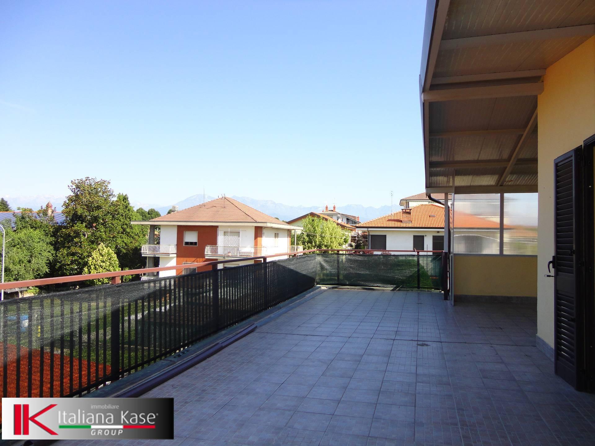 Appartamento in affitto a San Giusto Canavese, 3 locali, prezzo € 430 | PortaleAgenzieImmobiliari.it