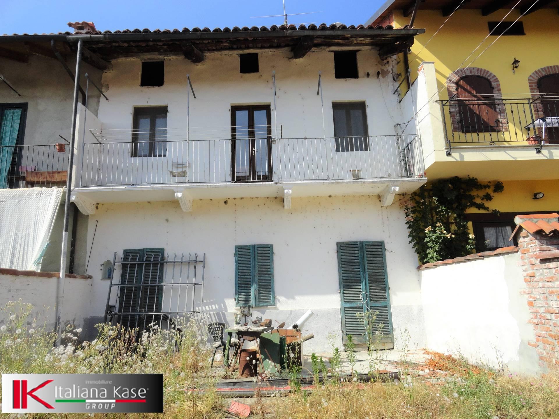 Soluzione Semindipendente in vendita a Mazzè, 4 locali, prezzo € 55.000 | PortaleAgenzieImmobiliari.it
