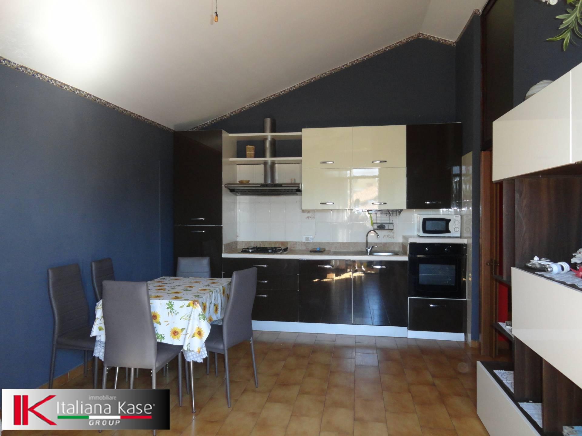 Appartamento in affitto a San Giusto Canavese, 4 locali, prezzo € 370 | PortaleAgenzieImmobiliari.it