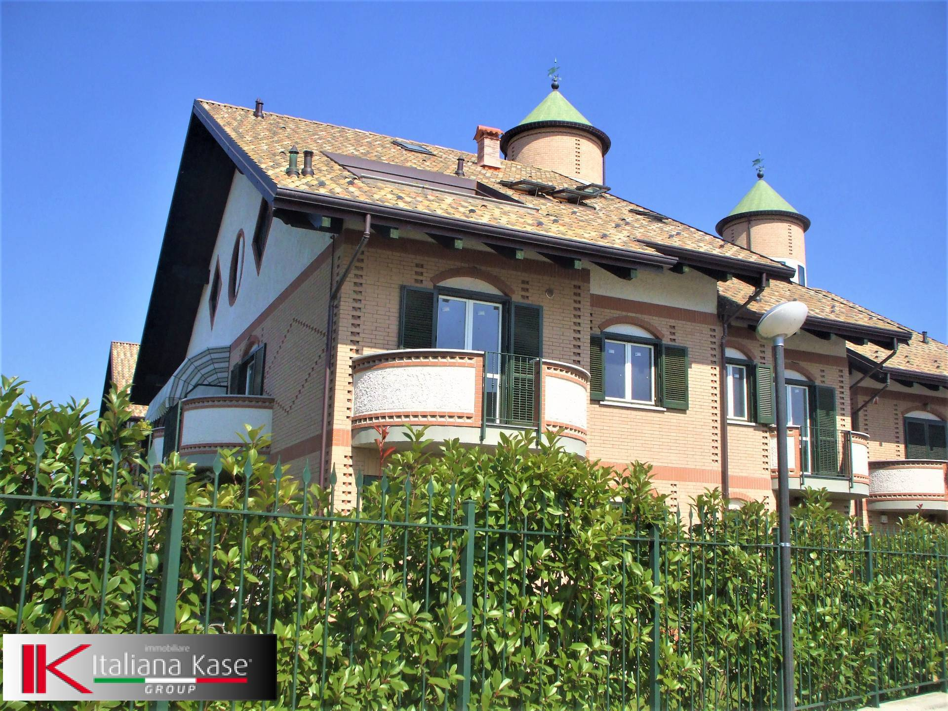 Appartamento in vendita a Castiglione Torinese, 4 locali, zona Località: Centro, prezzo € 140.000 | CambioCasa.it