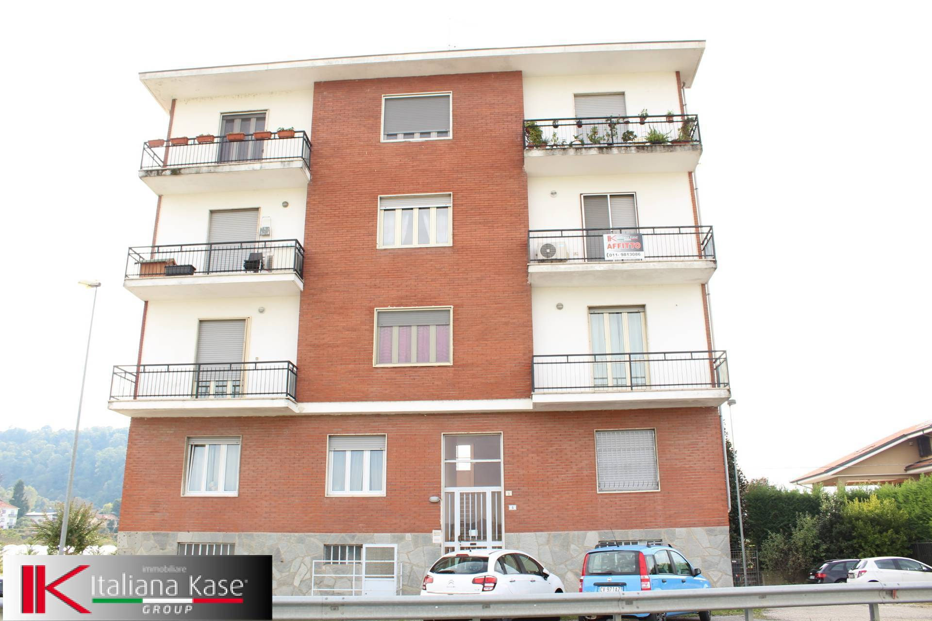 Appartamento in affitto a Castiglione Torinese, 2 locali, zona Località: Centro, prezzo € 350 | PortaleAgenzieImmobiliari.it