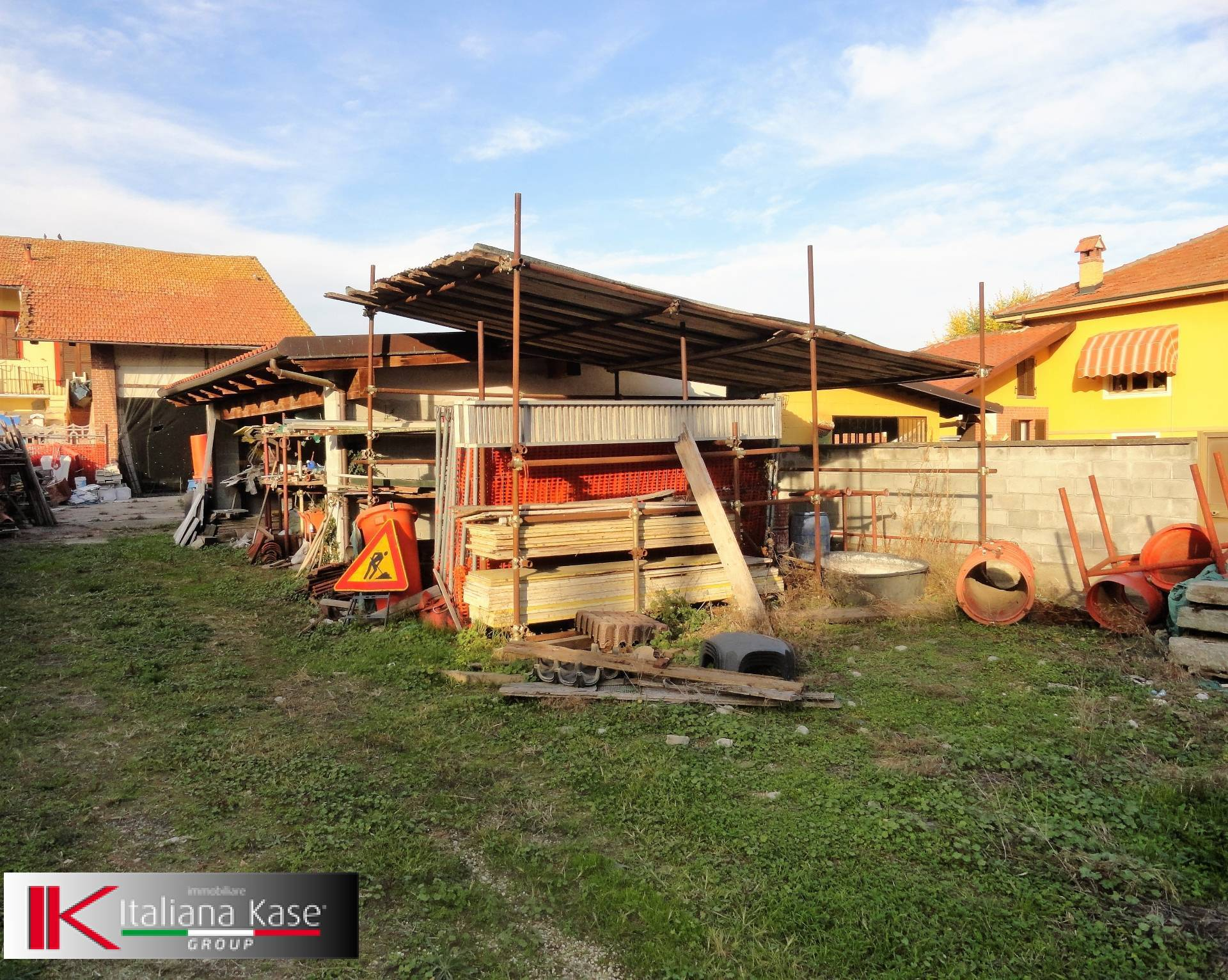 Soluzione Semindipendente in vendita a Caluso, 2 locali, zona o, prezzo € 25.000 | PortaleAgenzieImmobiliari.it