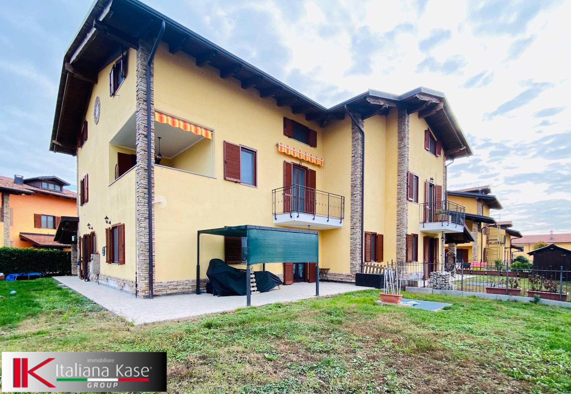 Appartamento in vendita a Caluso, 4 locali, zona Località: Ar?, prezzo € 159.000 | PortaleAgenzieImmobiliari.it