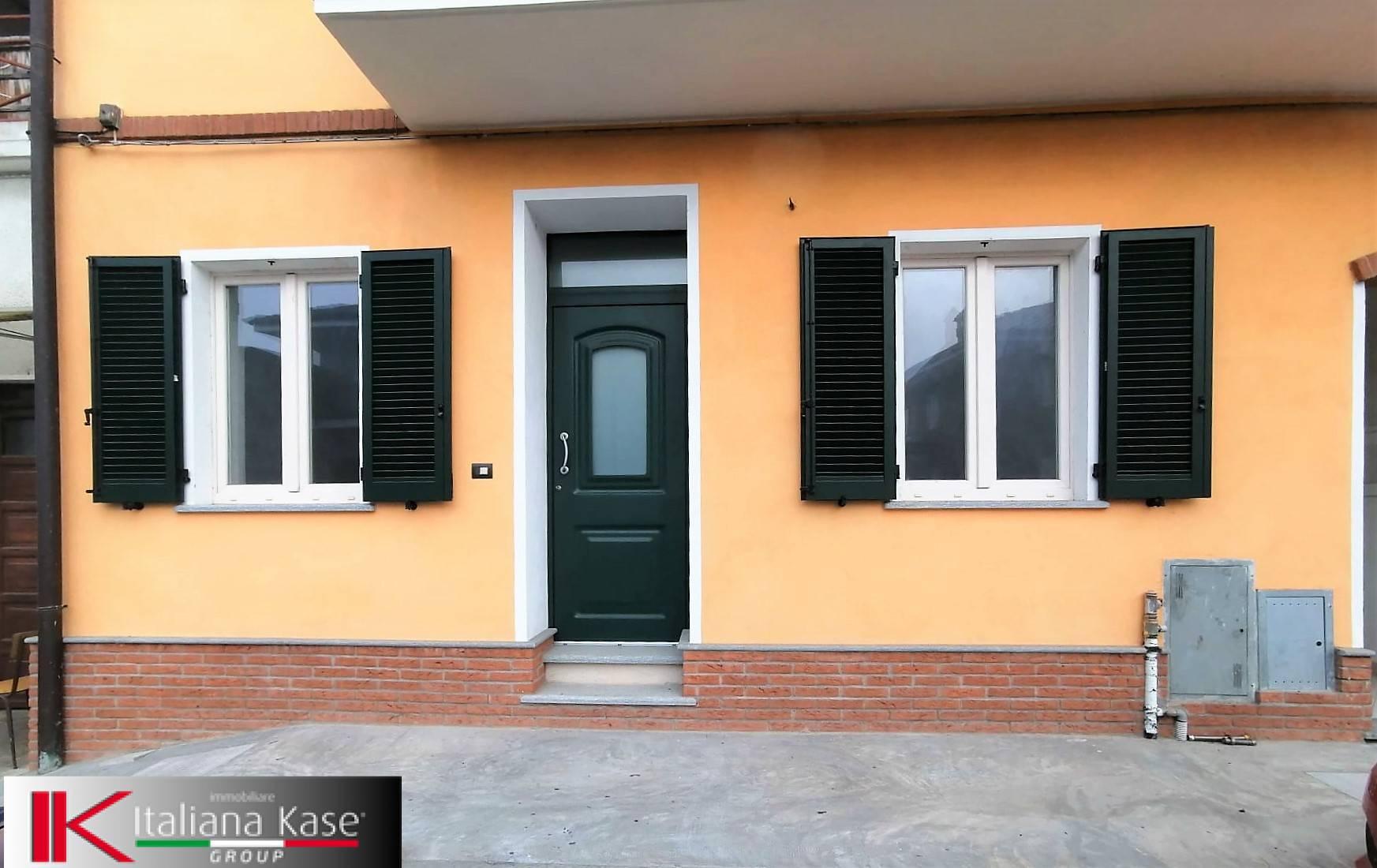 Appartamento in vendita a San Giusto Canavese, 3 locali, prezzo € 115.000 | PortaleAgenzieImmobiliari.it