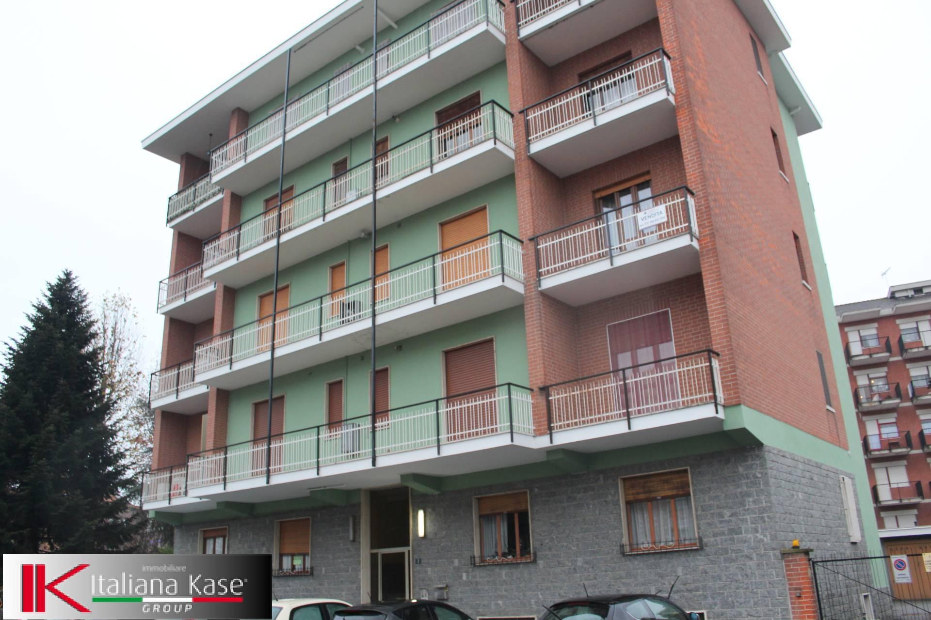 Appartamento in vendita a Airasca, 5 locali, prezzo € 125.000 | CambioCasa.it