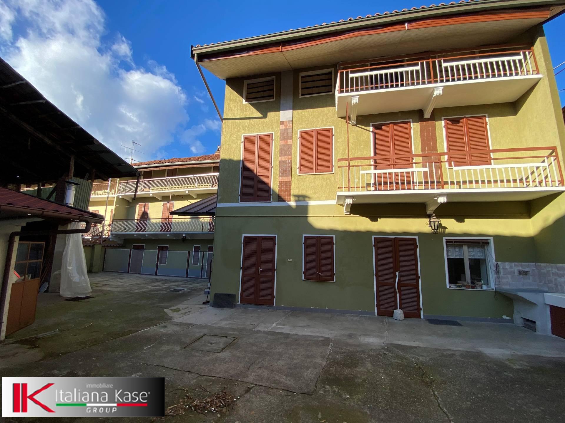 Soluzione Semindipendente in vendita a Mercenasco, 8 locali, prezzo € 58.000 | PortaleAgenzieImmobiliari.it