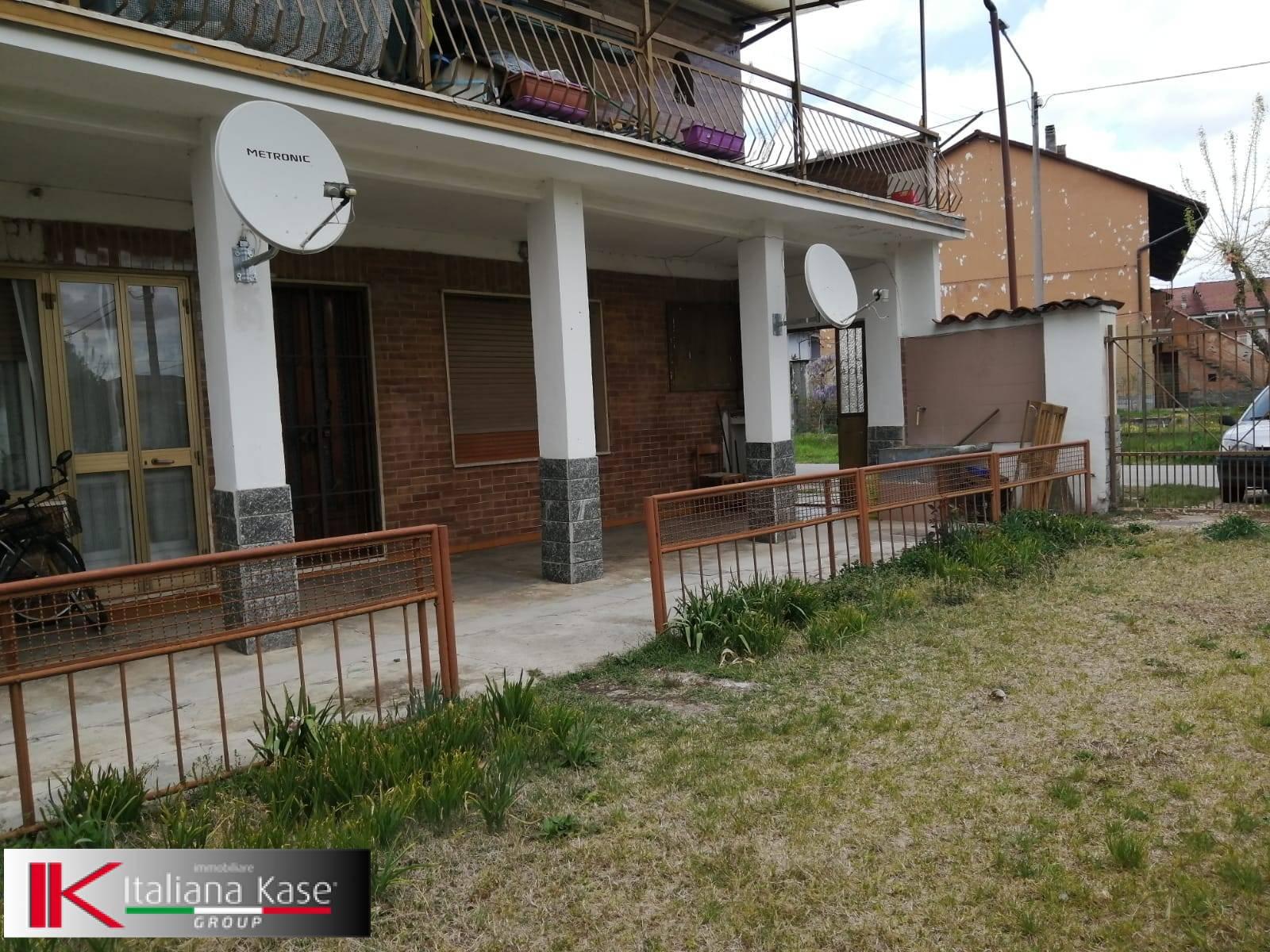 Appartamento in affitto a San Giusto Canavese, 2 locali, prezzo € 320 | PortaleAgenzieImmobiliari.it