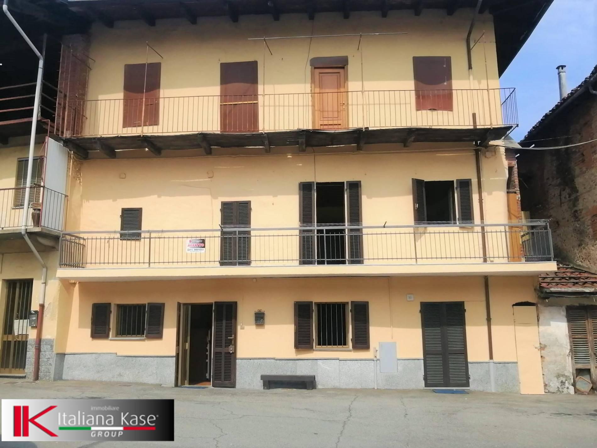 Soluzione Semindipendente in affitto a San Giorgio Canavese, 5 locali, prezzo € 400   PortaleAgenzieImmobiliari.it