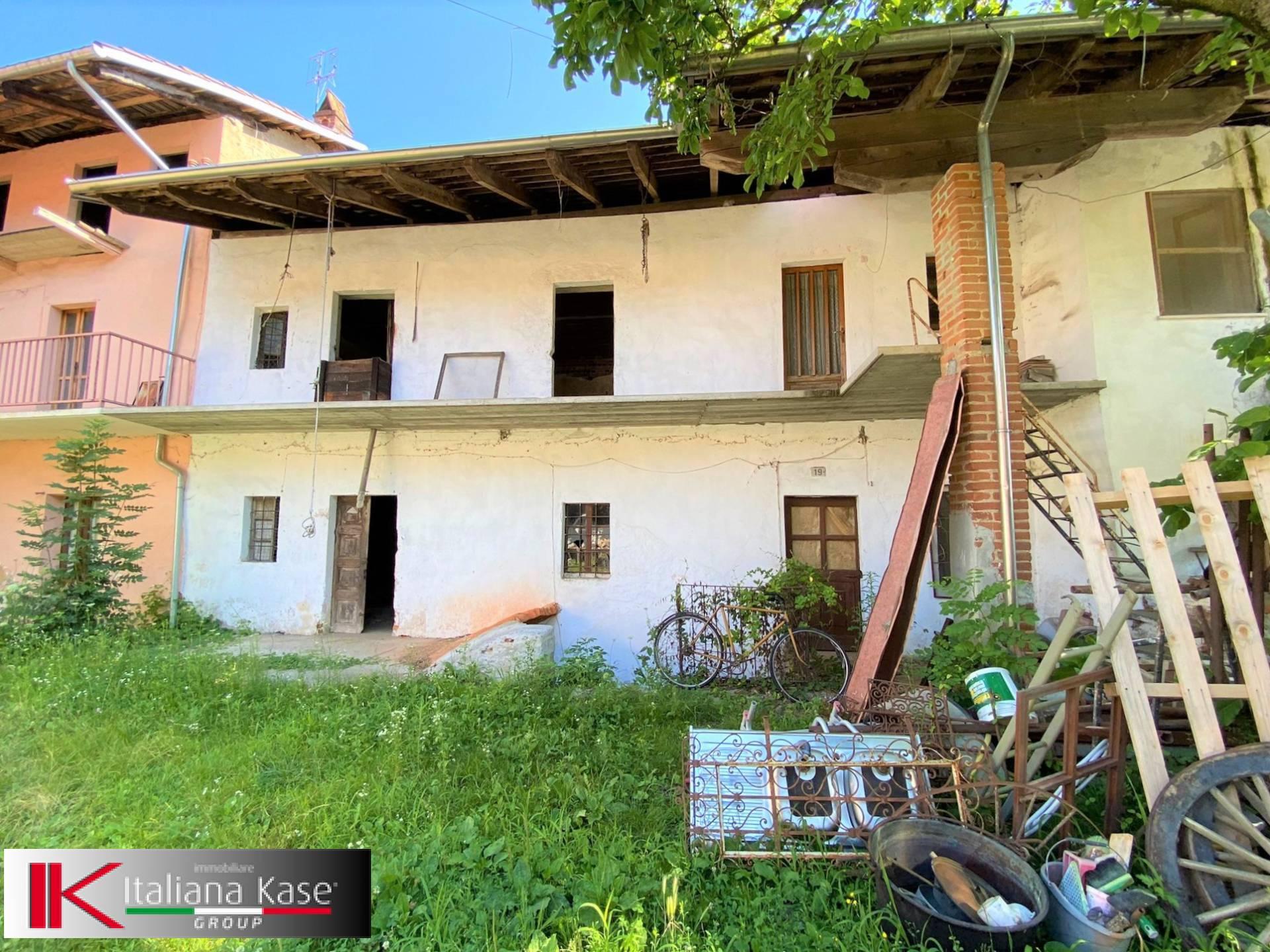 Rustico / Casale in vendita a Mercenasco, 6 locali, zona ate, prezzo € 25.000 | PortaleAgenzieImmobiliari.it