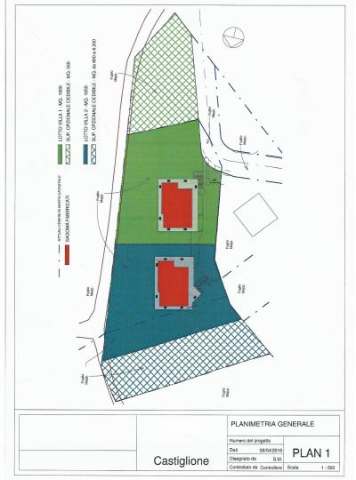 Terreno edificabile in Vendita a Castiglione Torinese