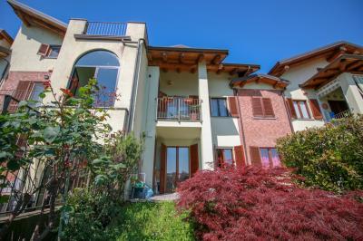 appartamento con giardino in Vendita a Verolengo