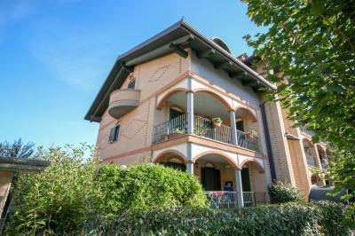 appartamento con terrazzo in Vendita a San Benigno Canavese