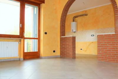 appartamento con terrazzo in Affitto a Gassino Torinese